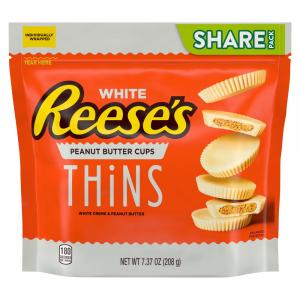 Reese's White Peanut Butter Cups Thins