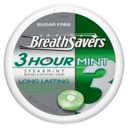 BreathSavers 3-Hour Spearmint Mints
