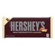 Hershey's Milk Chocolate w/Almonds Bar