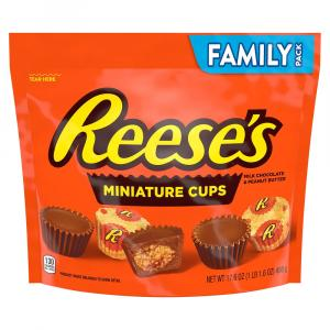 Reese's Miniature Cups Family Pack