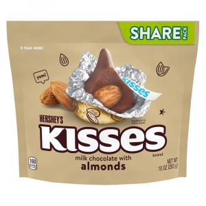 Hershey's Kisses with Almonds Share Pack