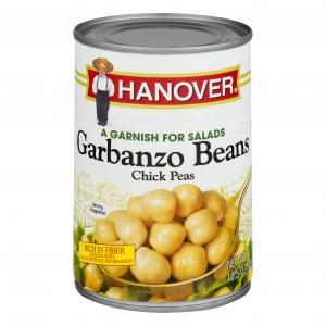 Hanover Chick Peas In Brine