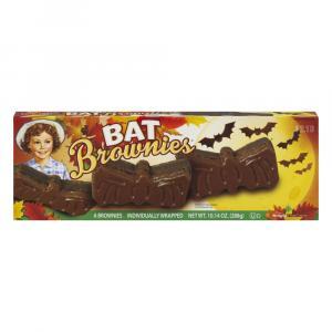 Little Debbie Bat Brownies