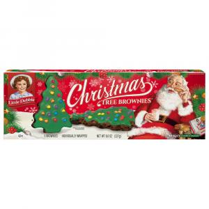Little Debbie Christmas Tree Brownies