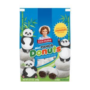 Little Debbie Panda Mini Donuts