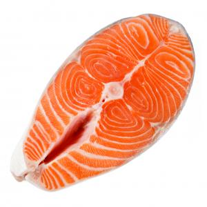 Bone-In Atlantic Salmon Steaks