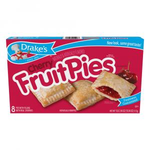 Drake's Fruit Pies Cherry