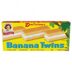 Little Debbie Banana Twins