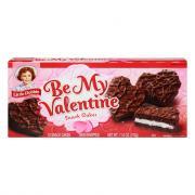 Little Debbie Be My Valentine Chocolate Cakes