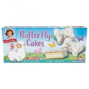 Little Debbie Butterfly Cakes