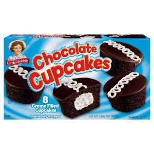 Little Debbie Chocolate Cupcakes