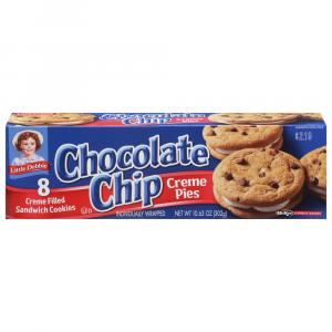 Little Debbie Chocolate Chip Creme Pie