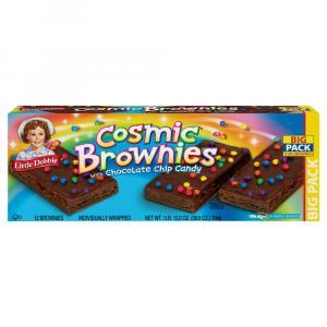 Little Debbie Cosmic Brownies