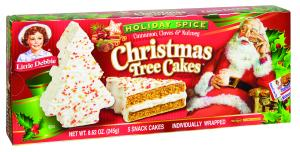 Little Debbie Christmas Tree Cakes Holiday Spice