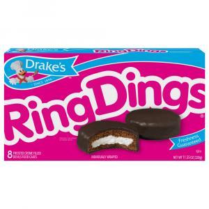 Drake's Ring Dings