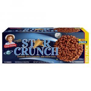 Little Debbie Star Crunch Bars