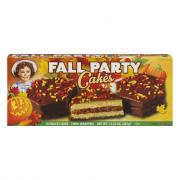 Little Debbie Chocolate Party Cakes