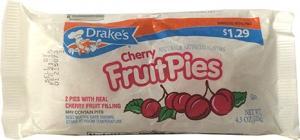 Drake's Cherry Pie Single Serve