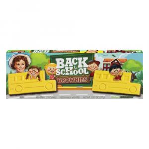 Little Debbie Back to School Brownies
