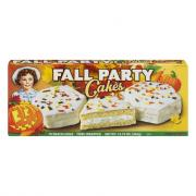 Little Debbie Vanilla Party Cakes