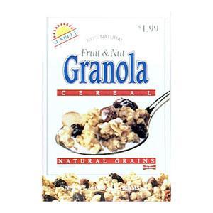 Sunbelt Fruit & Nut Cereal