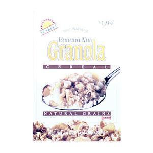 Sunbelt Banana Almond Cereal