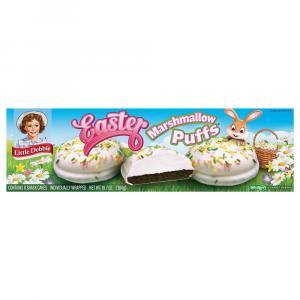 Little Debbie Spring Marshmallow Puffs