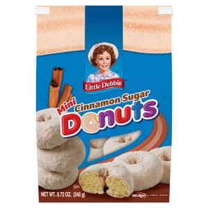 Little Debbie Mini Cinnamon Sugar Donuts