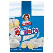 Little Debbie Powdered Bagged Mini Donuts