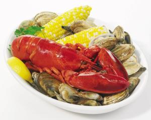 Cooked Soft Shell Lobsters - Hot