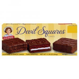Little Debbie Devil Squares