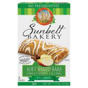 Sunbelt Apple Cereal Bars