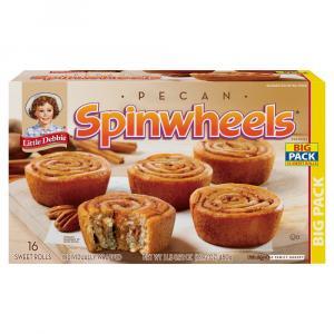 Little Debbie Big Pack Pecan Spinwheels