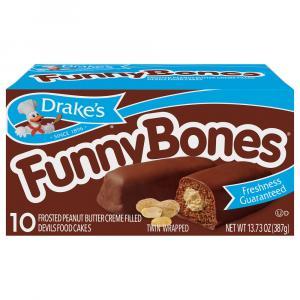 Drake's Funny Bones