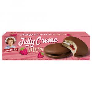 Little Debbie Jelly Creme Pies