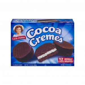 Little Debbie Cocoa Cremes