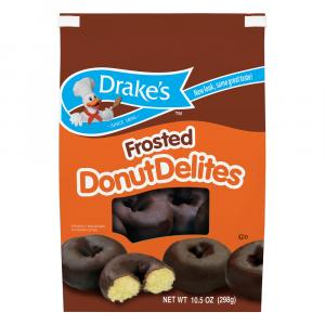Drake's Frosted Donut Delights