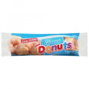 Little Debbie Mini Glazed Donuts