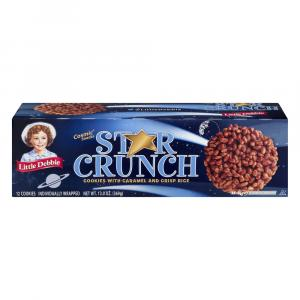 Little Debbie Star Crunch Bars