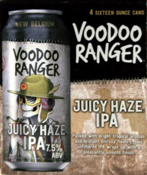New Belgium Juicy Haze IPA