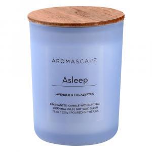 Aromascape Asleep Lavender & Eucalyptus Fragranced Candle
