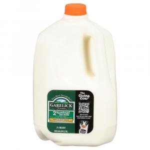 Garelick Farms Reduced Fat 2% Milk