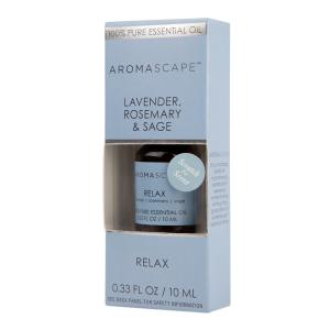 Aromascape Relax 100% Pure Essential Oil