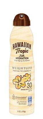 Hawaiian Tropic Silk Hydration Weightless SPF 30
