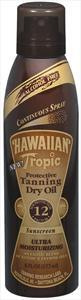 Hawaiian Tropic Tanning Continuous Spray Dry Oil Spf 12