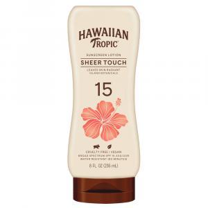 Hawaiian Tropic Sheer Touch Lotion Spf 15