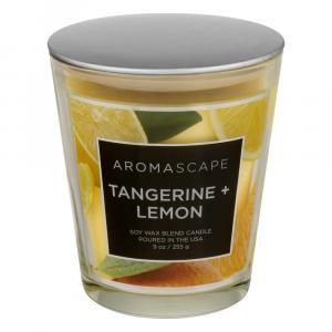 Aromascape Tangerine & Lemon Candle