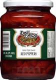 Dell'alpe Sweet Red Peppers