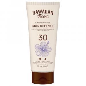 Hawaiian Tropic Antioxidant SPF 30 Sunscreen Lotion