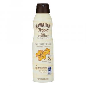 Hawaiian Tropic Silk Hydration Weightless Spray SPF 50